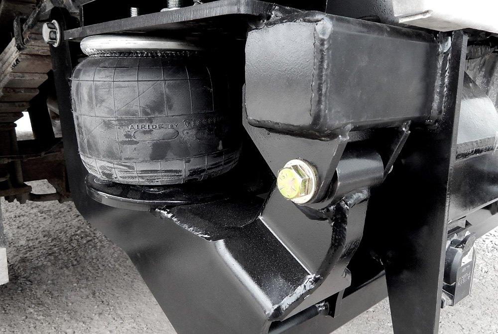 F350 4wd Ambulance Air Suspension Delete? - Ford ...