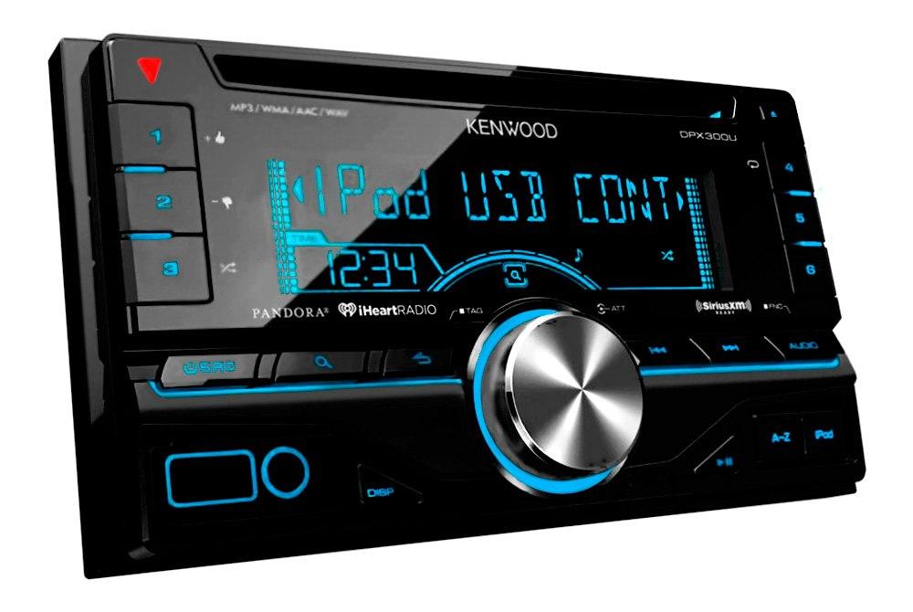 Kenwood car stereo ipod