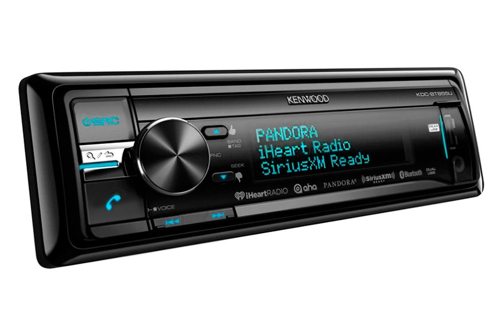 Download this Kenwood Single Din Dash Wma Car Stereo Receiver With picture