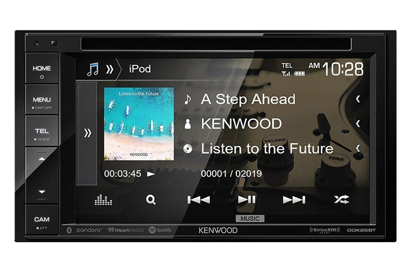 Kenwood® DDX26BT - DDX-26BT Double DIN 6 2