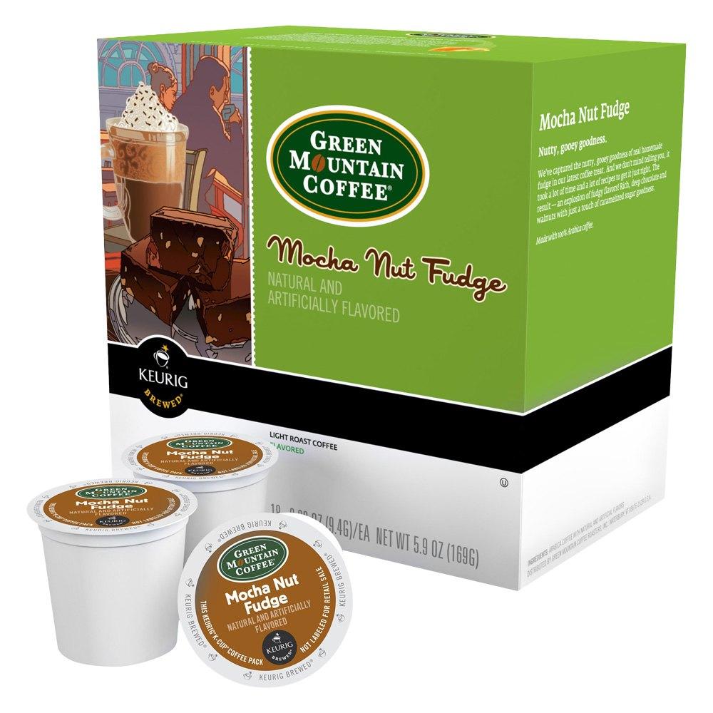Keurig Coffee Maker Explosion : Keurig 1752 - Green Mountain Coffee Mocha Nut Fudge K-Cups 18 Count