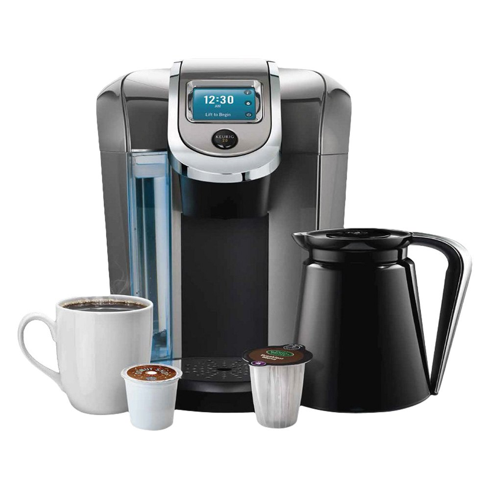 Keurig Coffee Maker Is Brewing Slow : Keurig K550 - 2.0 Brewing System