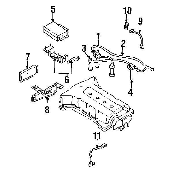 Kia Engine Diagram