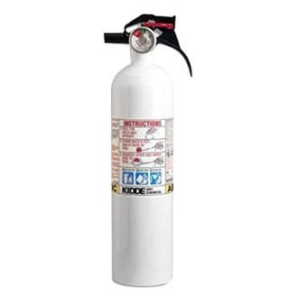 Kidde® - Mariner Dry Chemical Fire Extinguisher with Gauge