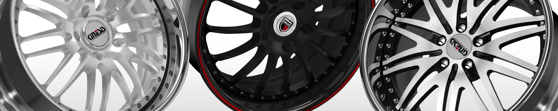 Universal Kinesis WHEELS & RIMS