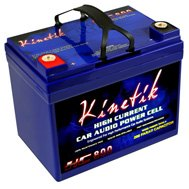 Kinetik® - High Current Car Audio Power Cell