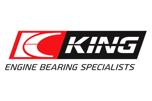 King Engine Bearings® - HP-Series Narrowed Connecting Rod Bearing Set