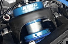 King Shocks® - Coilover Shock on Ford Raptor