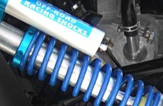 King Shocks® - Heavy Duty Coilover Shock