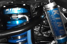 King Shocks® - Shock Reservoir & Coilover
