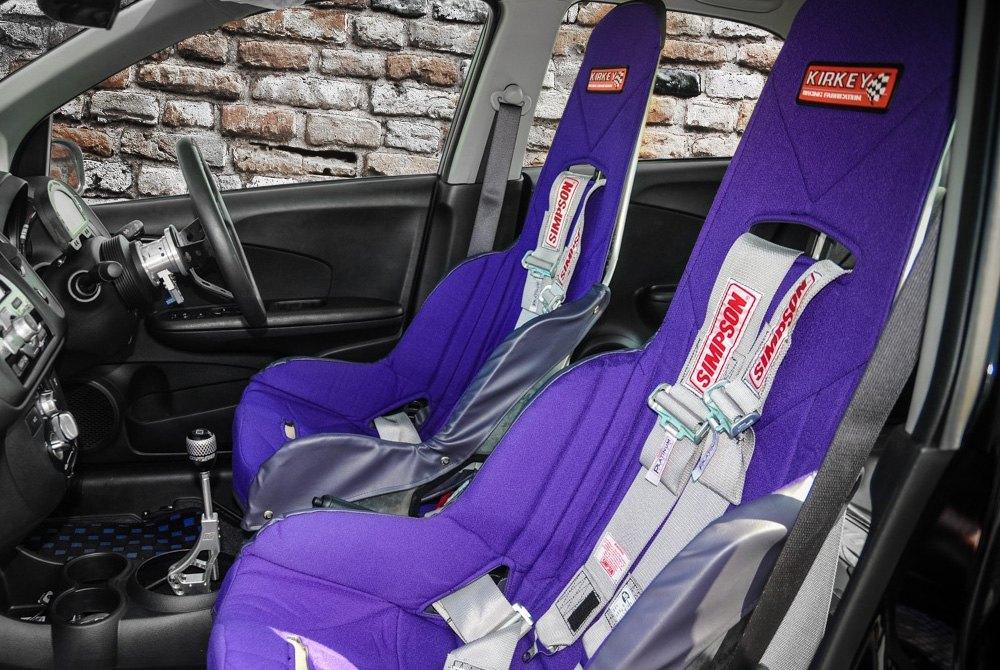Kirkey Full Containment Racing Seats Amp Parts Carid Com