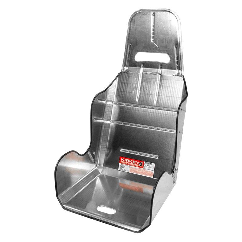 kirkey 16800 17 5 16 series economy 20 degree layback drag racing aluminum seat. Black Bedroom Furniture Sets. Home Design Ideas