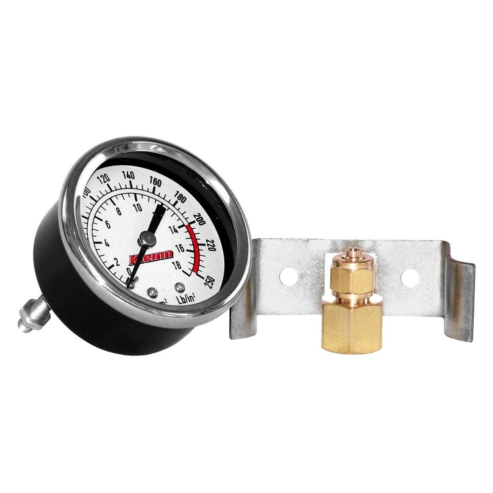 Air Pressure Gauge : Kleinn dash mount air pressure gauge psi