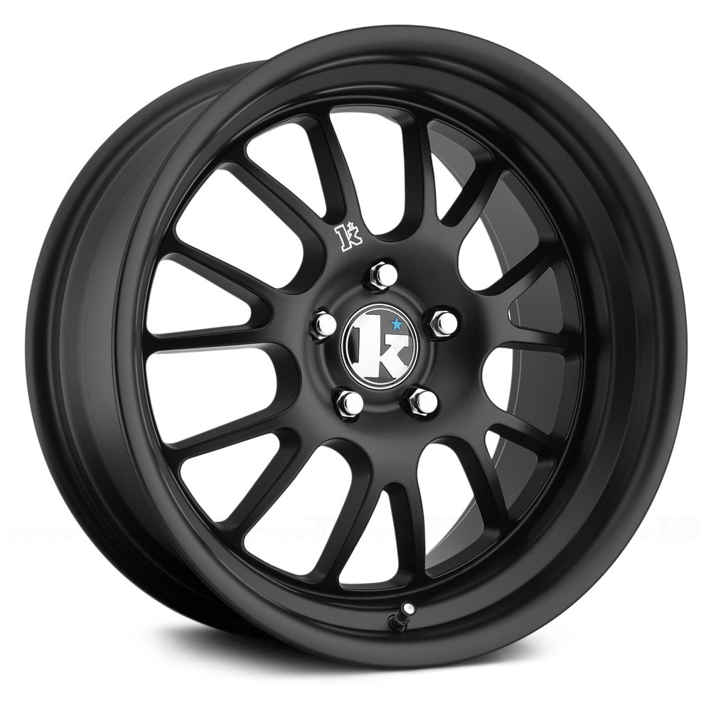 klutch sl wheels matte black rims caridcom