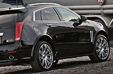 KMC® - D2 Chrome on Cadillac SRX