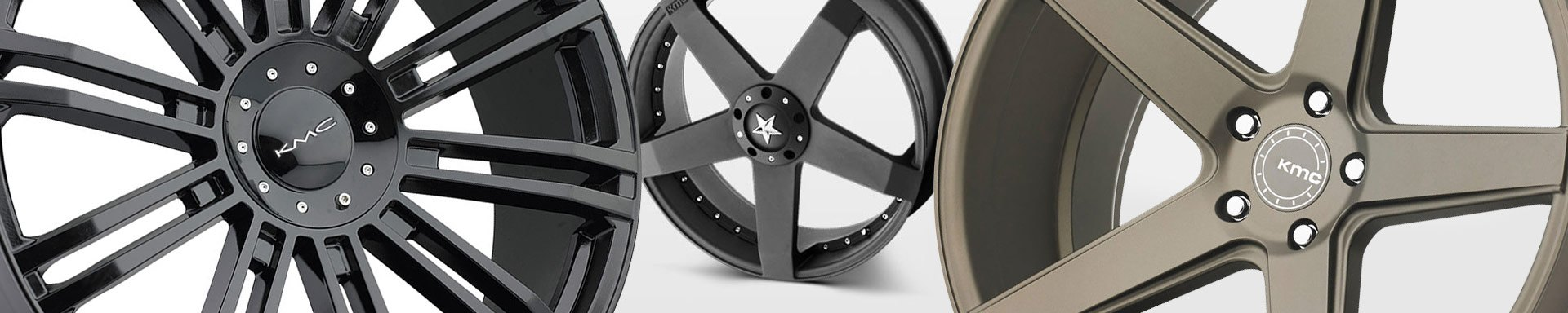 Universal KMC CUSTOM WHEELS