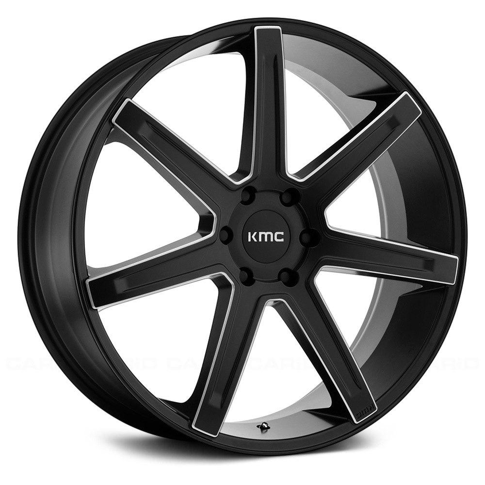 KMC KM700 REVERT Wheels 24x9.5...