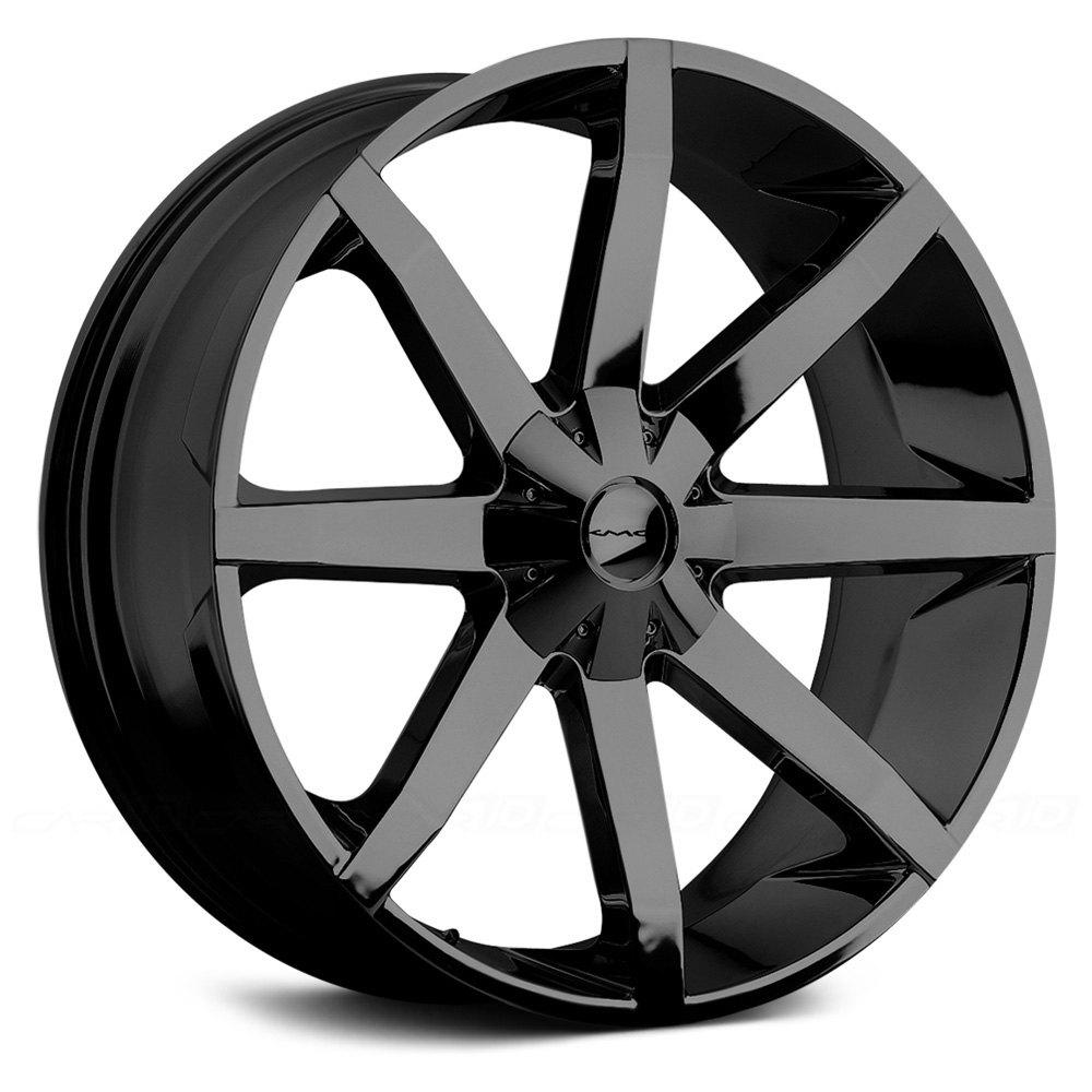 KMC® KM651 SLIDE Wheels - Glos...