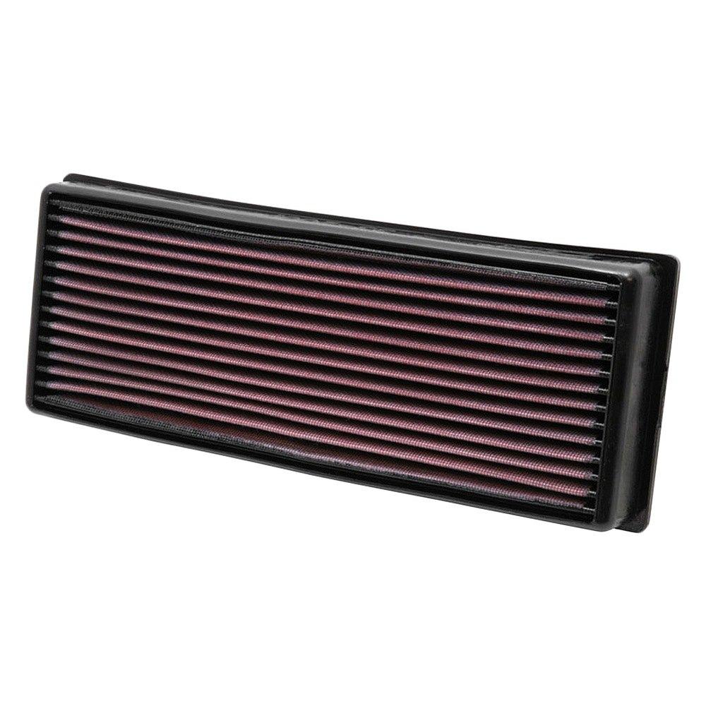 K n 33 series panel air filter