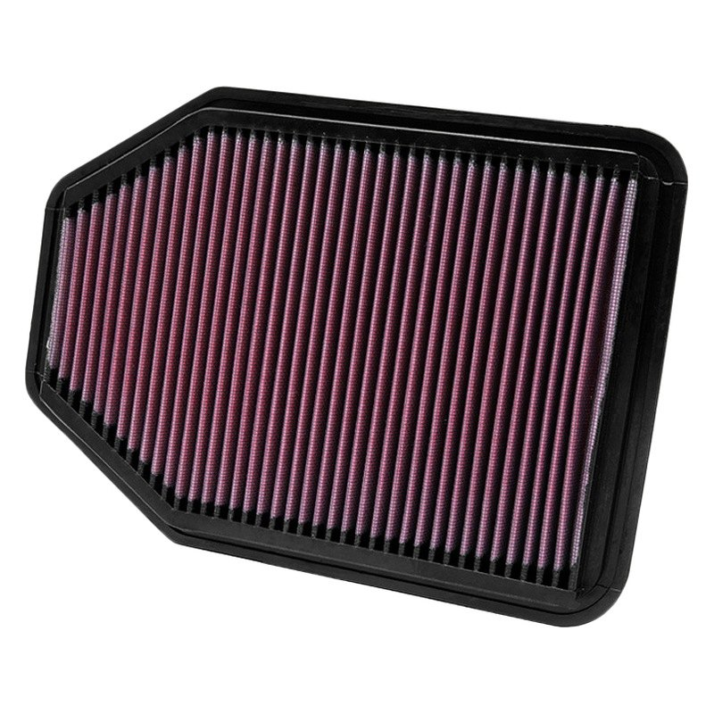 Jeep Air Cleaner : Jeep wrangler with kn filter free engine image for