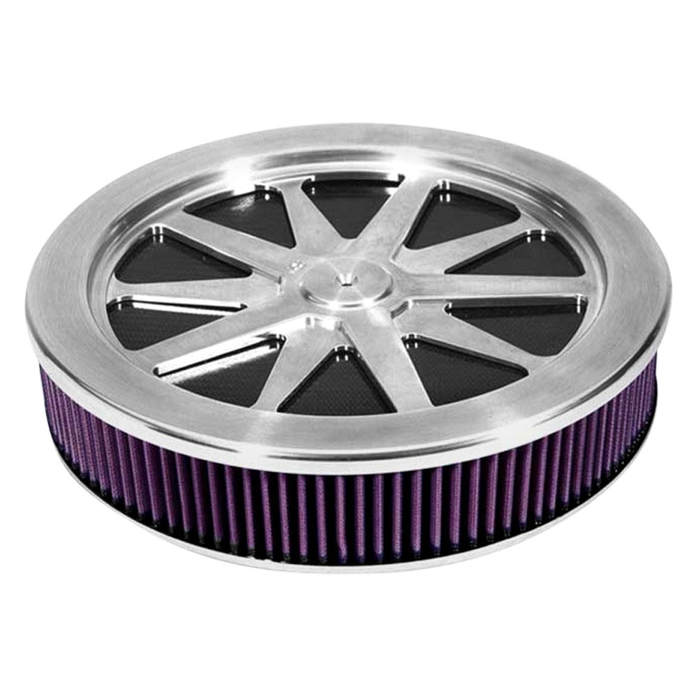 Custom Made Air Cleaners : K n custom air cleaner assembly