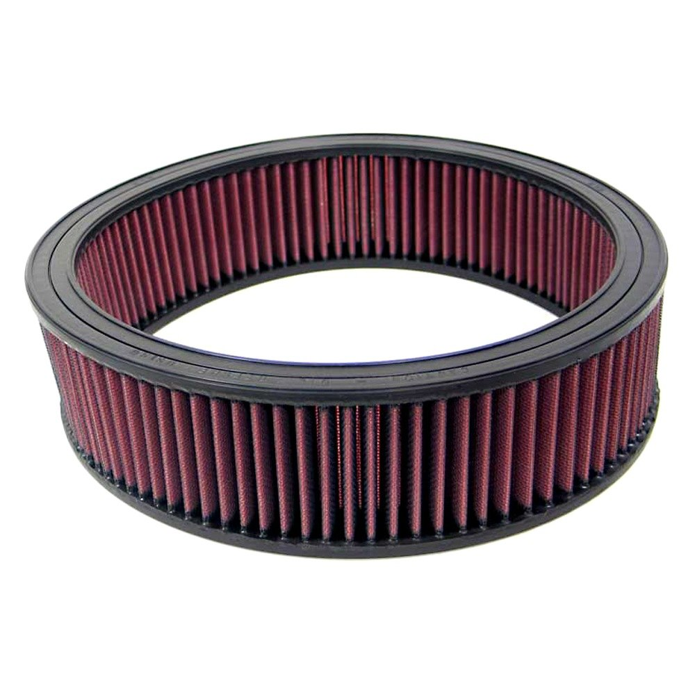 Round Air Compressor Filters : K n chevy s pickup  e series round air filter