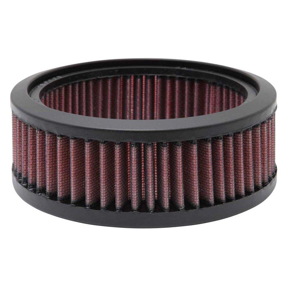 Round Air Filter : K n e series round air filter