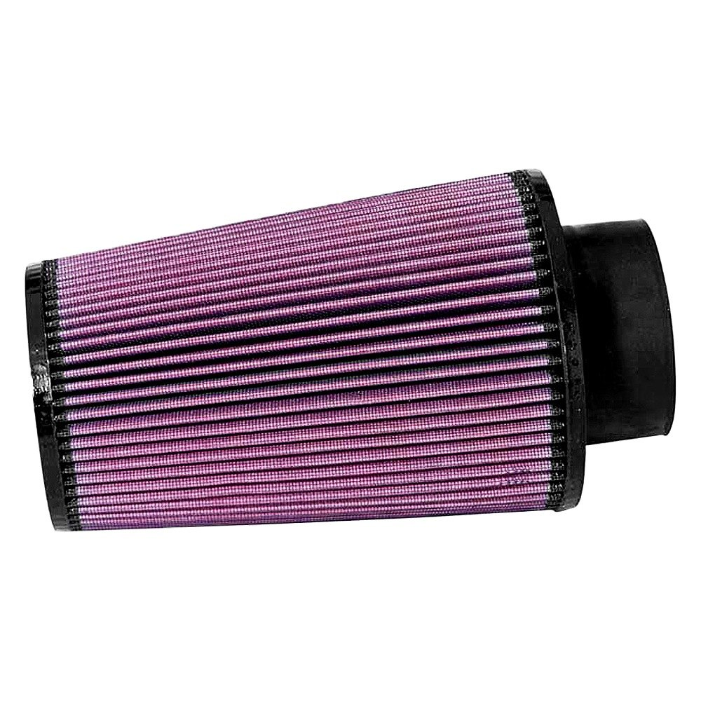 K Amp N 174 Re 0920 Round Tapered Red Air Filter 3 5 Quot F X 6 Quot B