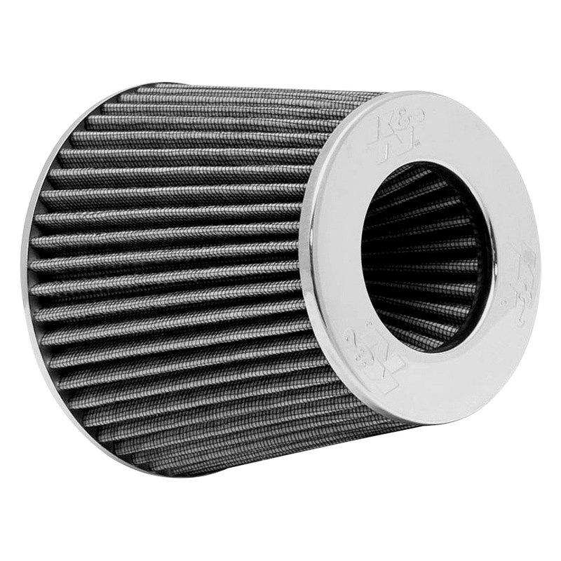 Round Air Filter : K n ru hbk round tapered air filter