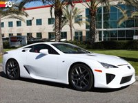 KnN air intakes - Lexus LFA