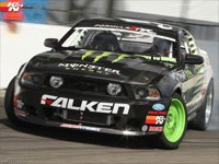 K&N air intakes - Vaughn Gittin Jr.