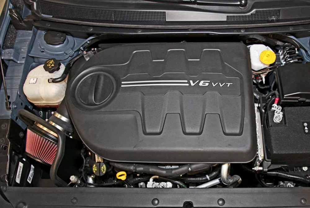 Installed on 2015 Chrysler 200 Cold Air Intake