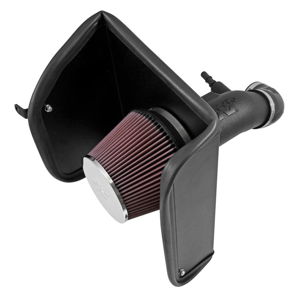Air Intake In Courtyard : K n chevy colorado series aircharger high