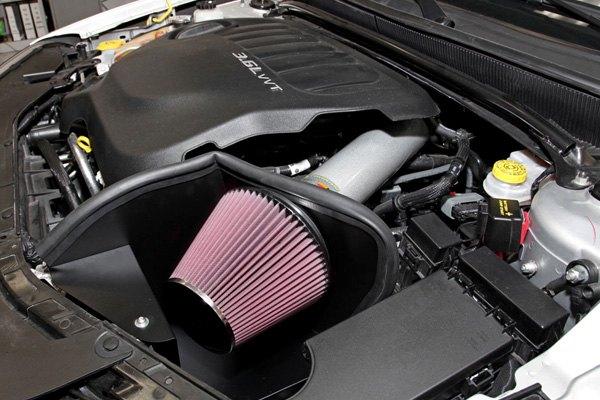 K Amp N 174 Dodge Avenger 2012 2013 69 Series Typhoon Aluminum