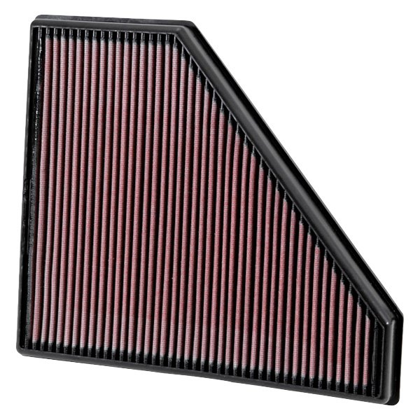 Cadillac ATS 2017 33 Series Panel Red Air Filter