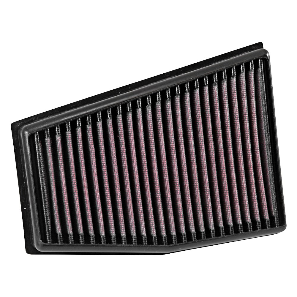 Audi RS5 2011 33 Series Unique Red Air Filter