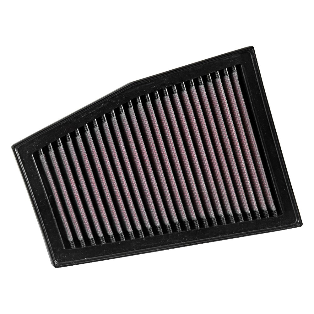Audi RS5 2013 33 Series Unique Red Air Filter