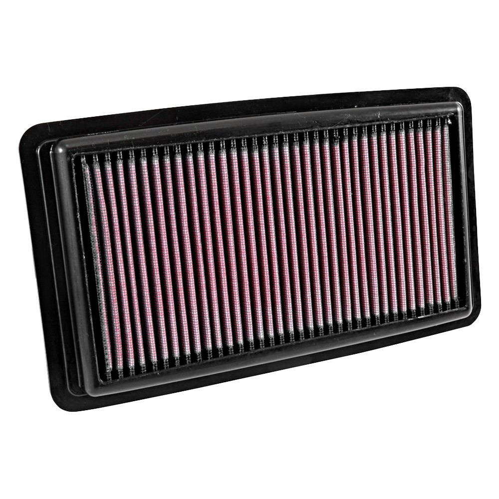 Acura MDX 2016 33 Series Panel Red Air Filter