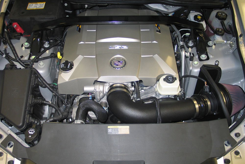 K/&N 57-3042 FIPK Performance Air Intake System