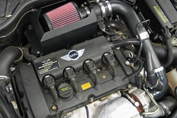 K/&N 69-2005TTK Performance Air Intake System