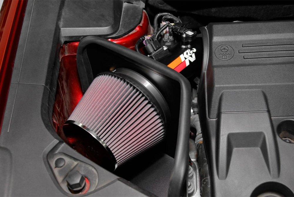 K Amp N 174 Chevy Equinox 2010 77 Series High Flow Performance