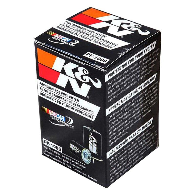 K/&N Fuel Filter For FUEL FILTER AUTOMOTIVE PF-1000