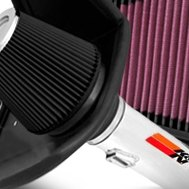 K&N® - High-Flow Performance Air Intake Kit