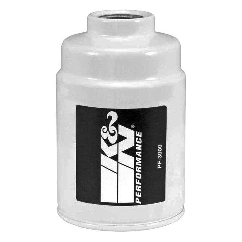 2001 silverado fuel filter chevy silverado 3500 2001-2015 k&n pf-3000 fuel filter | ebay #8
