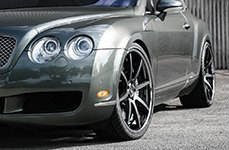 KOKO KUTURE® - Wheels on Bentley Continental GT