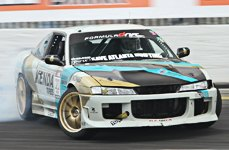 KONIG® - Wheels on Formula Drift Car
