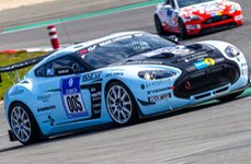 KONIG® - Racing Wheels on Aston Martin