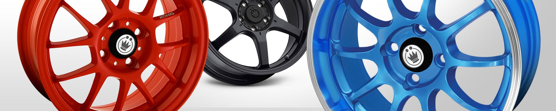 Universal KONIG WHEELS & RIMS