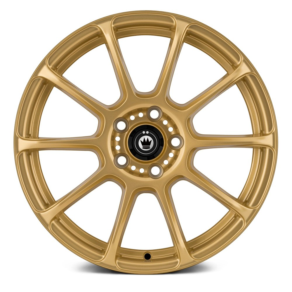 Konig 174 Runlite Wheels Gold Rims