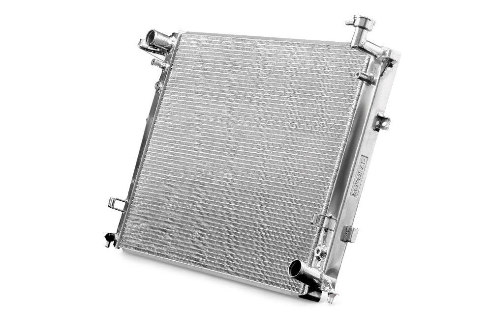 Koyorad™ | Aluminum Racing Radiators — CARiD com